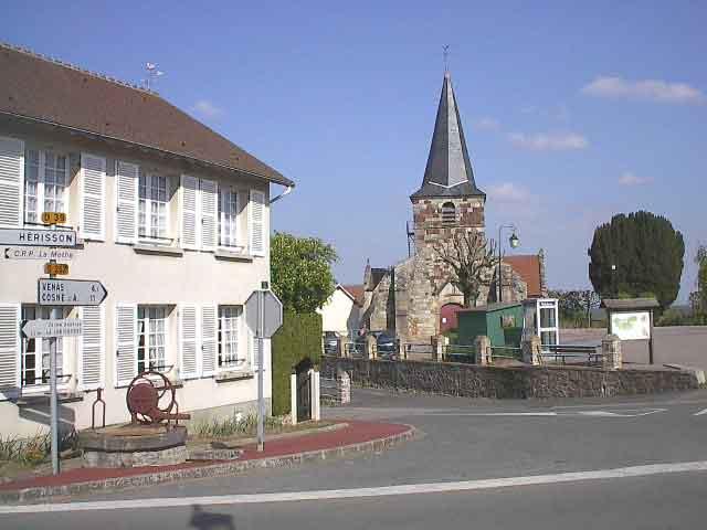 Louroux-Hodement