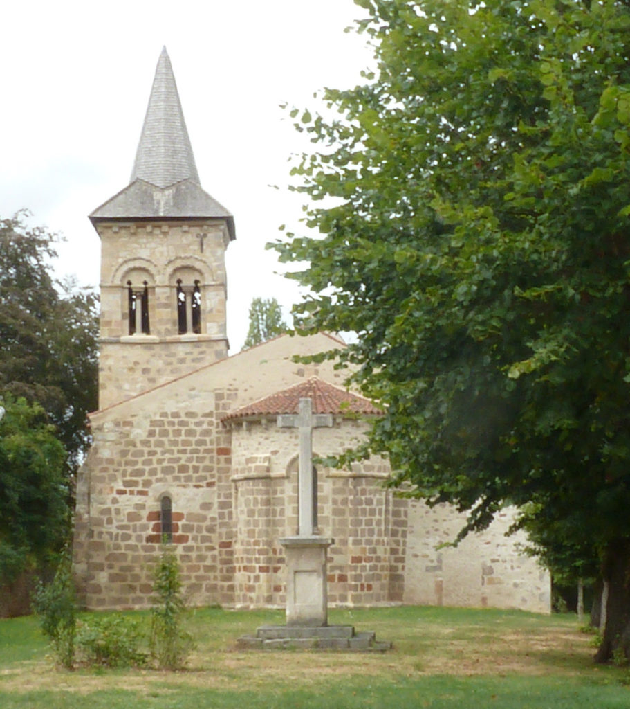 Eglise de Maillet