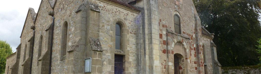 Journées européennes du patrimoine – Eglise de Maillet