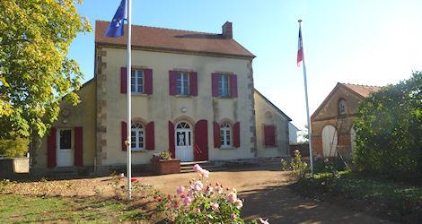 Mairie de Maillet