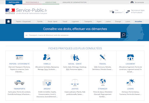 site-servicepublic