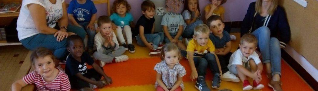 Rentrée des Maternelles à l'école de Givarlais