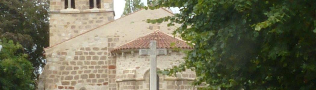Ouverture église de Maillet – dimanche 27 juin 2021